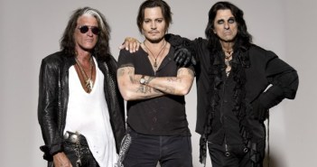 The Hollywood Vampires (Photo: Ross Halfin)