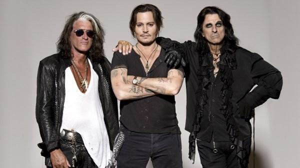 The Hollywood Vampires (Photo: Ross Halfin)