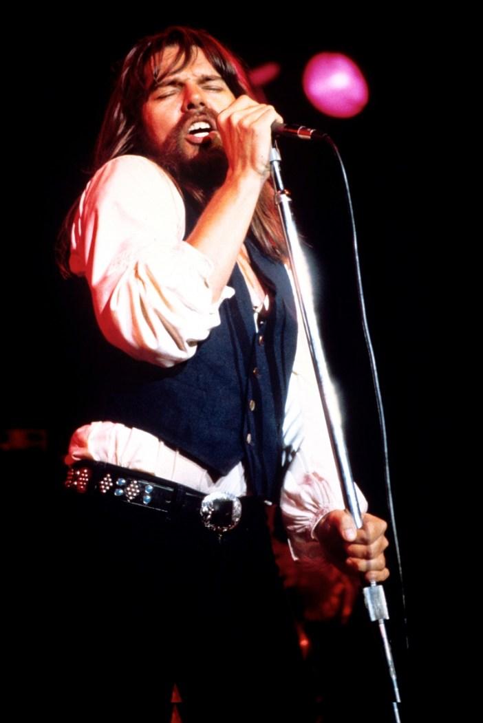 Bob Seger performing in 1979. © Darryl Pitt / Retna Ltd.
