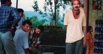 Steve Rosen in Kathmandu