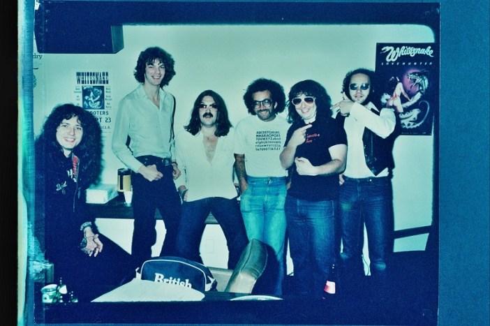 Steve Rosen and Whitesnake