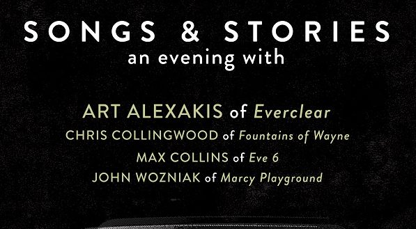art alexakis acoustic tour 2019