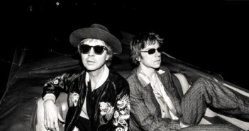 Cage the Elephant and Beck (Photo: Citizen Kane Wayne)