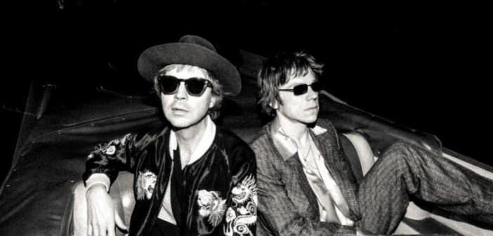 Cage the Elephant and Beck (Photo: Citizen Kane Wayne)