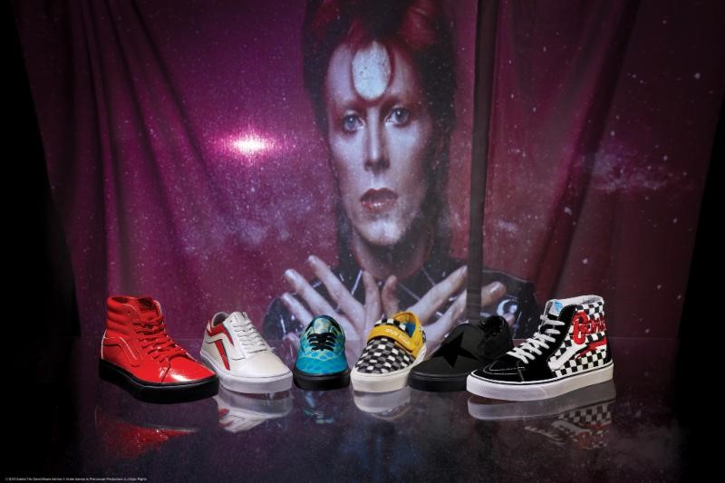 Want Some David Bowie Sneakers? Thanks to Vans, You'll Have