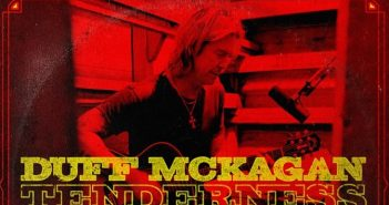 duff mckagan tenderness album art