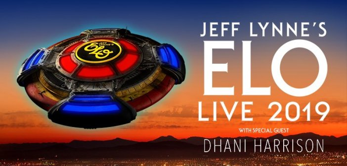 elo and dhani harrison 2019