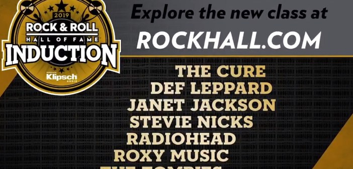 rock hall inductees 2019