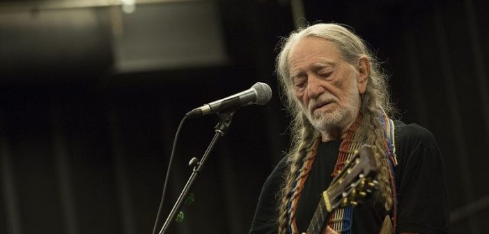 Willie Nelson Photo: James Minchin)