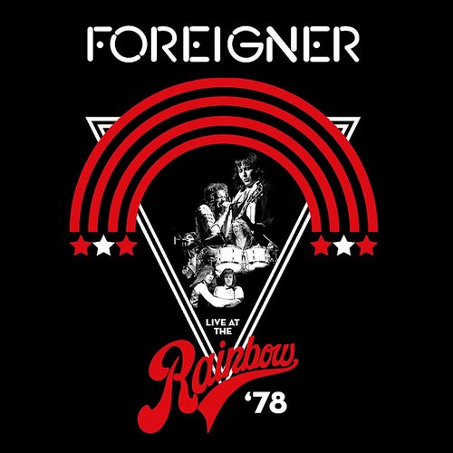 foreigner live at the rainbow 1978
