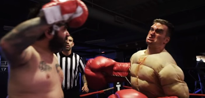 new found glory eye of the tiger video