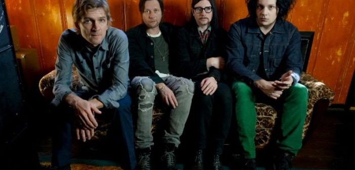 The Raconteurs (Photo: Olivia Jean)