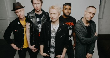 sum 41 band pic 2019