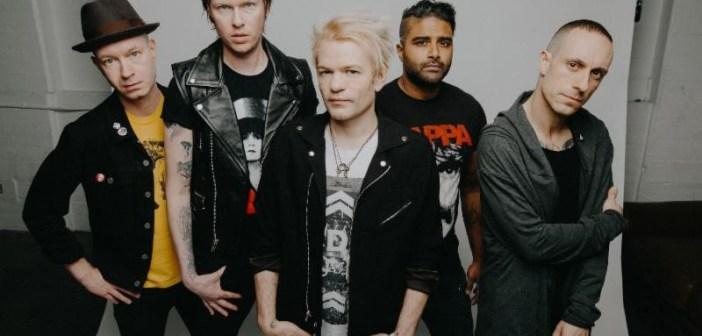 sum 41 band pic 2019