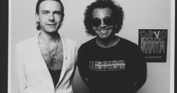 Robert Fripp of King Crimson and Steve Rosen