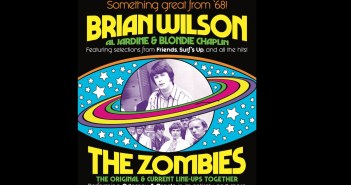 brian wilson and the zombies tour 2019