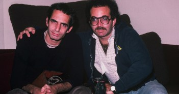 Donald Fagen and Steve Rosen (Photo: Glen Laferman)