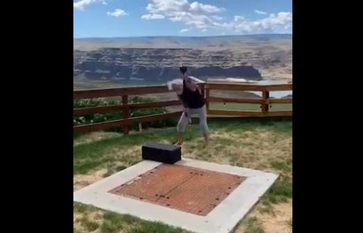 bob weir workout video