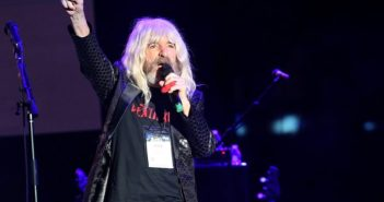 Derek Smalls at 2019 NAMM Show (Photo by Jesse Grant/Getty Images for NAMM)