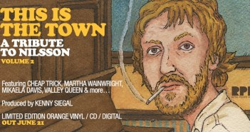 harry nilsson tribute album banner
