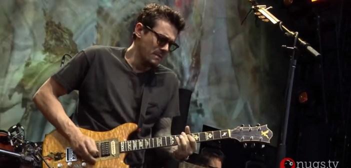 john mayer wolf guitar