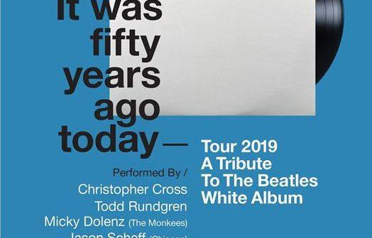 todd rundgren beatles tour 2019