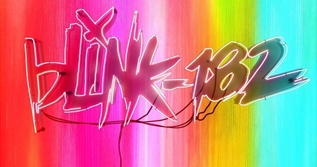 blink 182 nine album art