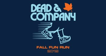 dead & company fall fun run 2019