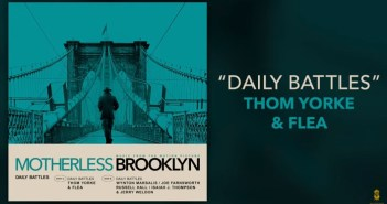 motherless brooklyn thom yorke flea