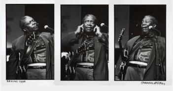 B.B. King (Photo: Henry Diltz)