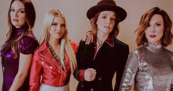 The Highwomen (Natalie Hemby, Maren Morris, Brandi Carlile and Amanda Shires) by Alysse Gafkjen