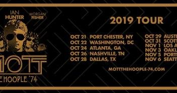 mott the hoople 74 tour 2019