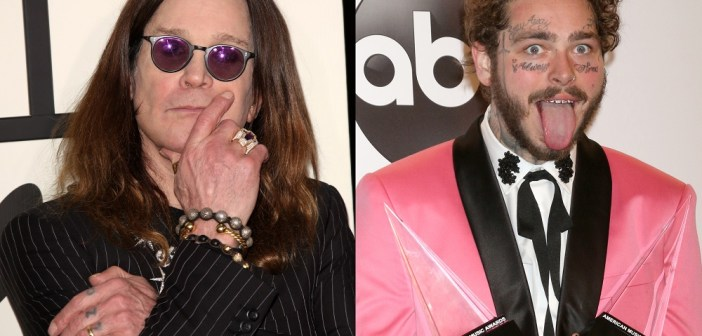 ozzy osbourne and post malone