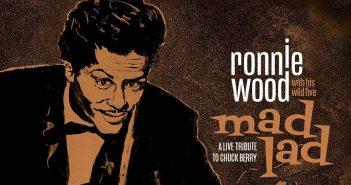 ronnie wood mad lad album art
