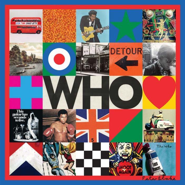 the who album 2019