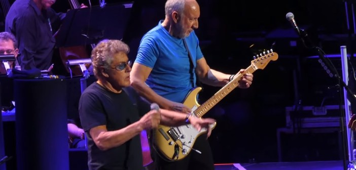 the who madison square garden 2019