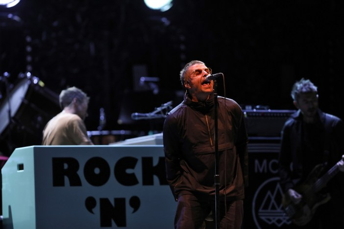 Liam Gallagher (Photo: Randall Michelson)