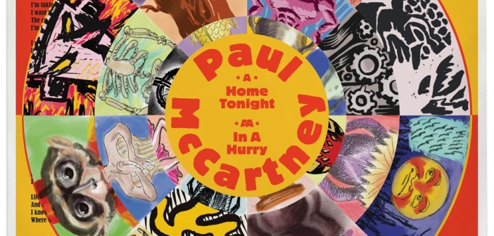 paul mccartney home tonight in a hurry 2019