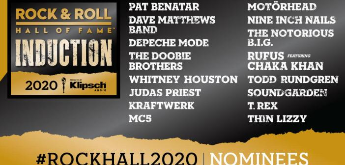 rock hall of fame 2020 nominees list