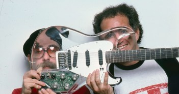 "Jeff ""Skunk"" Baxter and Steve Rosen (Photo: Glen LaFerman)"