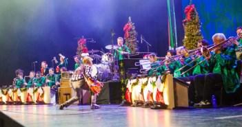 Brian Setzer 'Christmas Rocks!' tour (Photo: Suzie Kaplan)