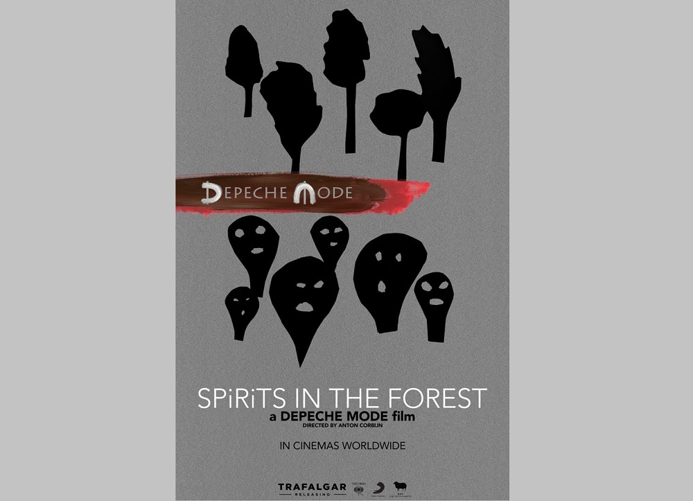 Depeche Mode 'Spirits in the Forest' Film Coming Soon -- Preview It Now - Rock Cellar Magazine