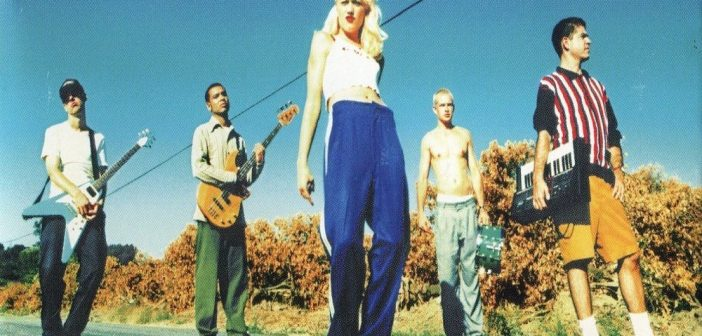 no doubt tragic kingdom booklet (Trauma Records/Interscope Records, 1995)