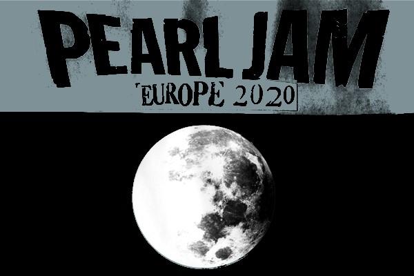 Pearl Jam 2020 Tour.Pearl Jam Announce European Tour For Summer 2020