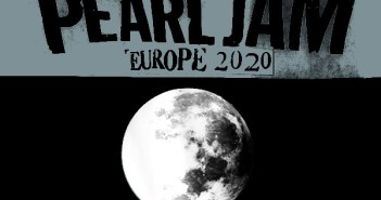 pearl jam european tour 2020