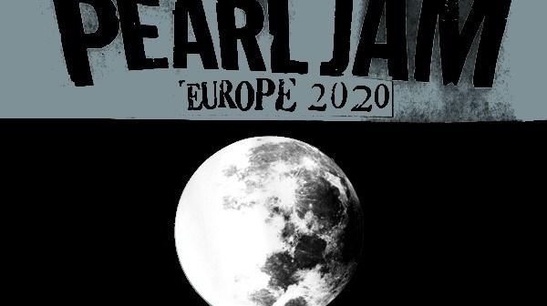 pearl jam european tour 2020