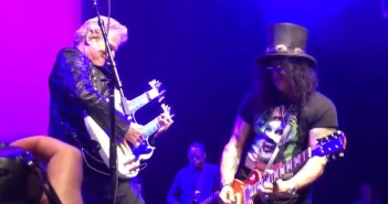 don felder and slash namm 2020