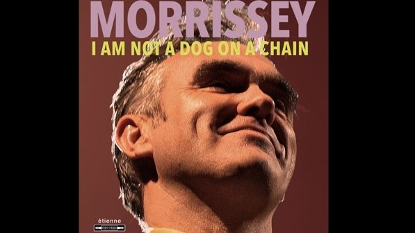 morrissey i am not a dog on a chain