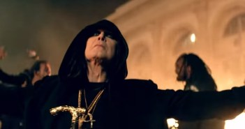 ozzy osbourne straight to hell video cap