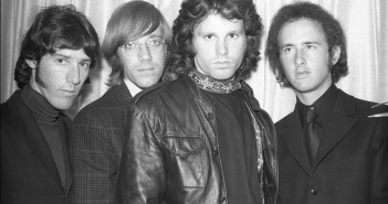 John Densmore, Ray Manzarek, Jim Morrison and Robby Krieger of the Doors (Photo: Henry Diltz)